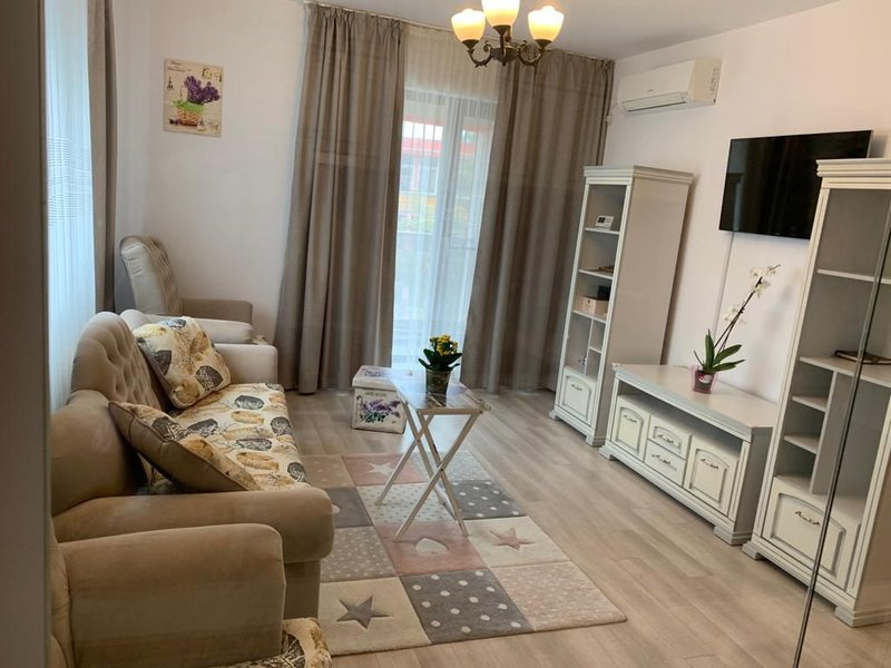 Apartament 2 camere Utilat Mobilat Lux 19th Residence, Grozavesti